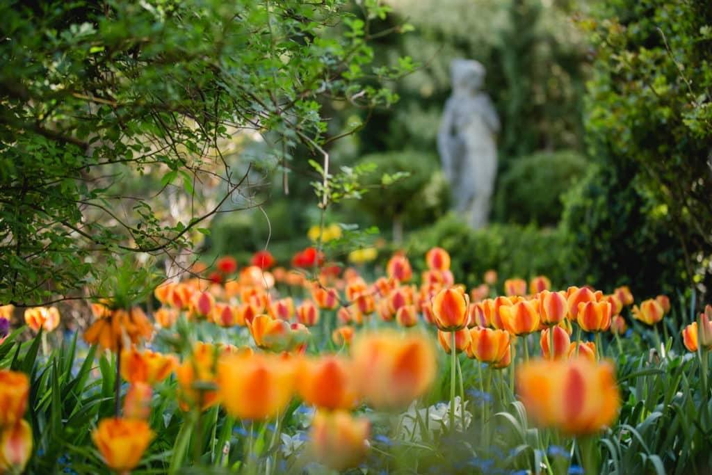 austria gardens southstyria styria garden polz