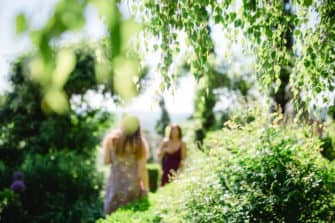 Jardin Autriche Styrie Styrie du Sud Polz Renate Hochgrassnitzberg