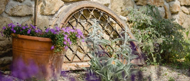 Austria giardino Stiria giardino Stiria meridionale Polz Hochgrassnitzberg