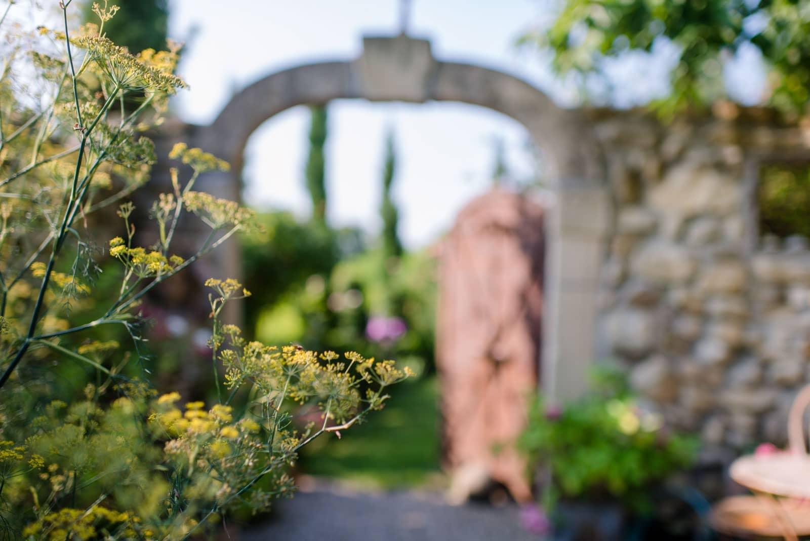 Steinzimmer Polz Garten