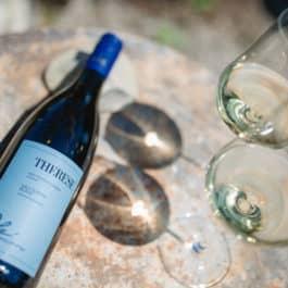 Sauvignon Blanc THERESE Ried THERESIENHÖHE Weingut Polz Sausal Schieferboden Ausbau Stahltank Hochzeit Prinzessin Madelaine von Schweden