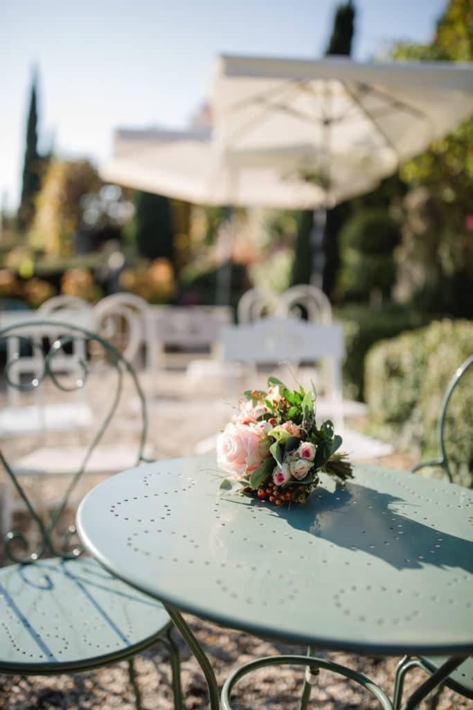@Südsteiermark Garten Polz Hochzeit im mediterranen Garten Weinberge Rosen Lavendel Zypressen Olivenbäume