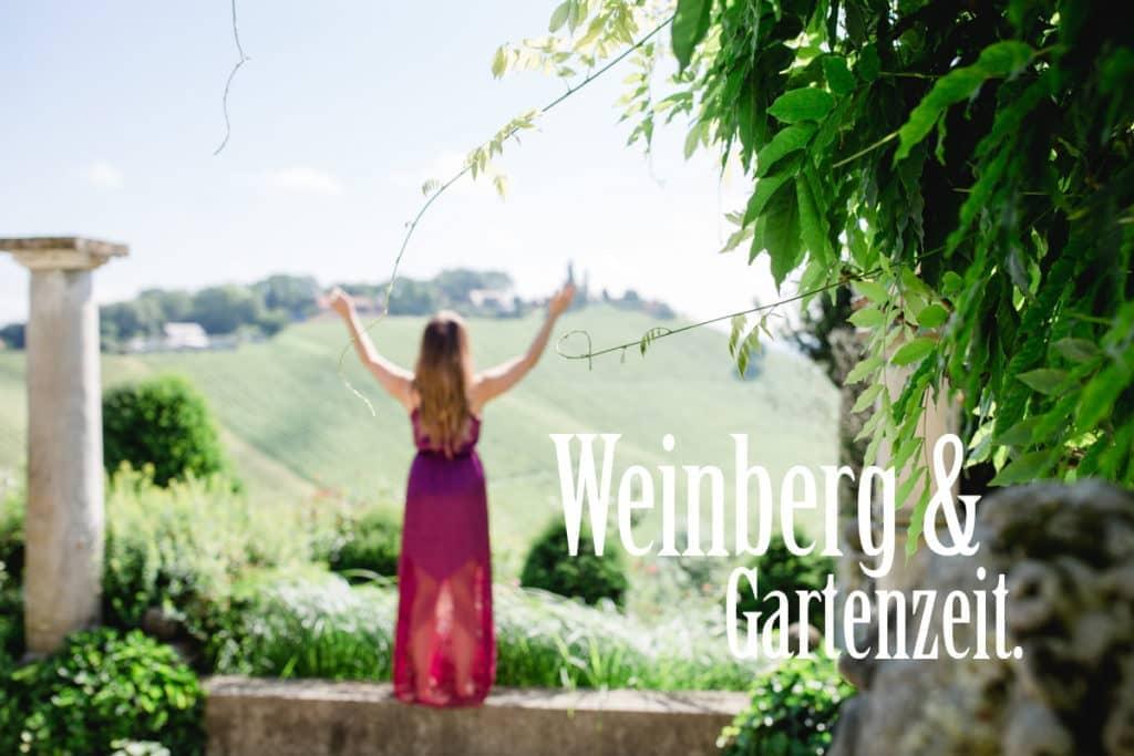 Der Weinberg & sein Leben Austria gardens steiermark garten südsteiermark garten by renate polz terroirlife weingarten